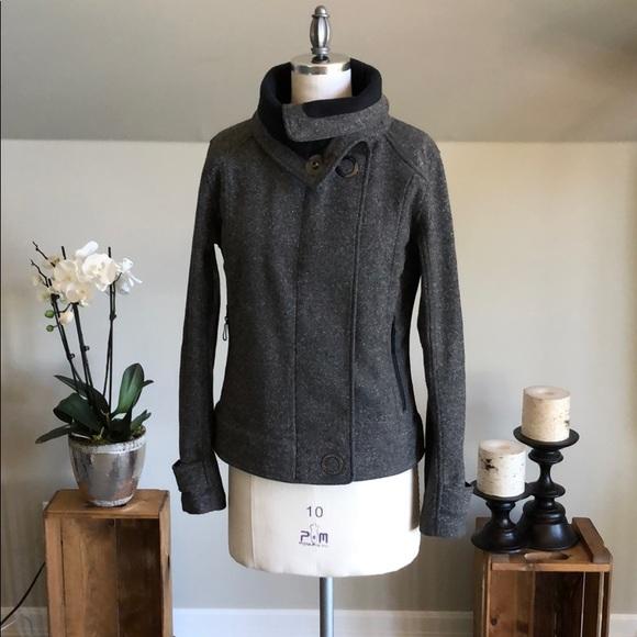 Lululemon Tweed Jacket